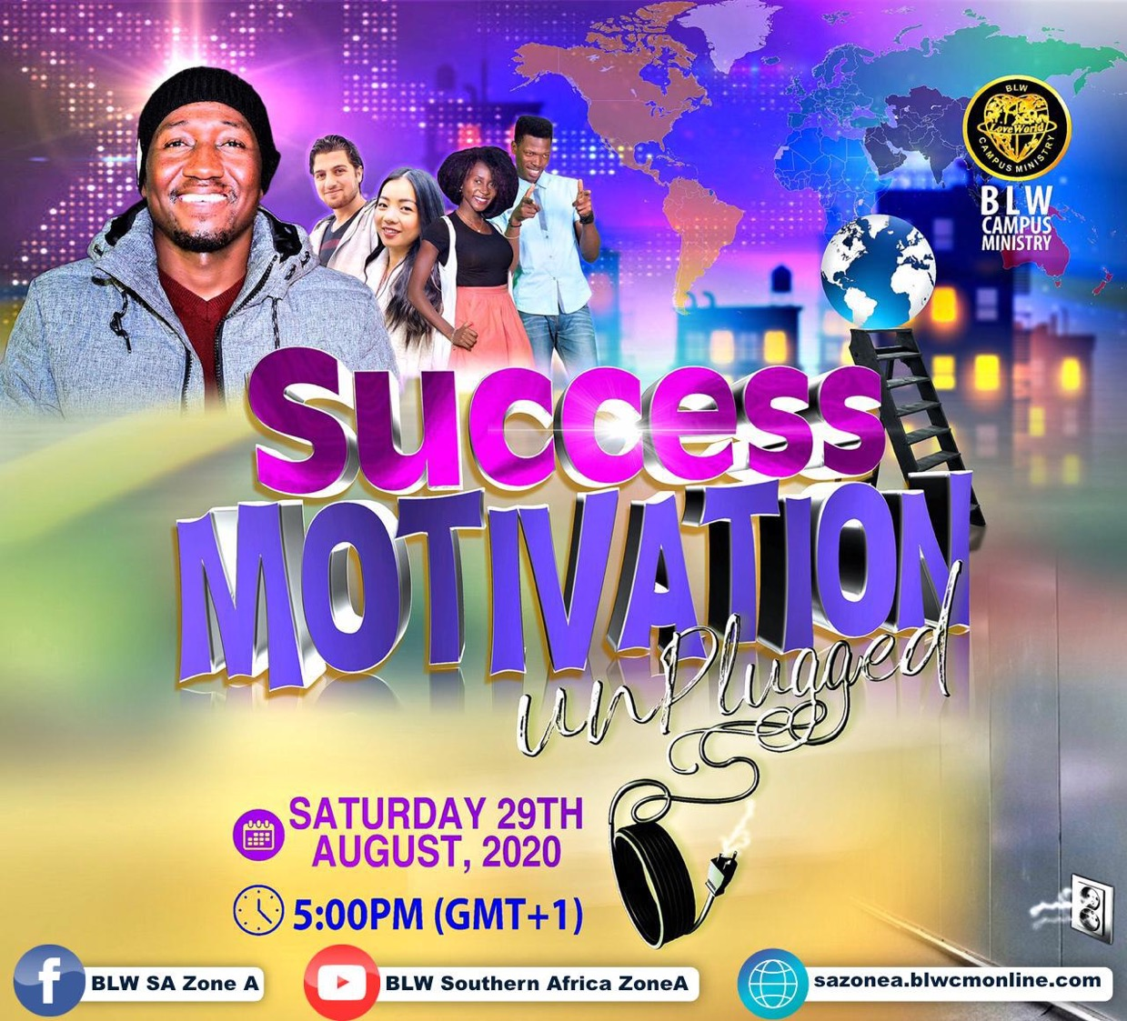 SUCCESS MOTIVATION UNPLUGGED Happening on