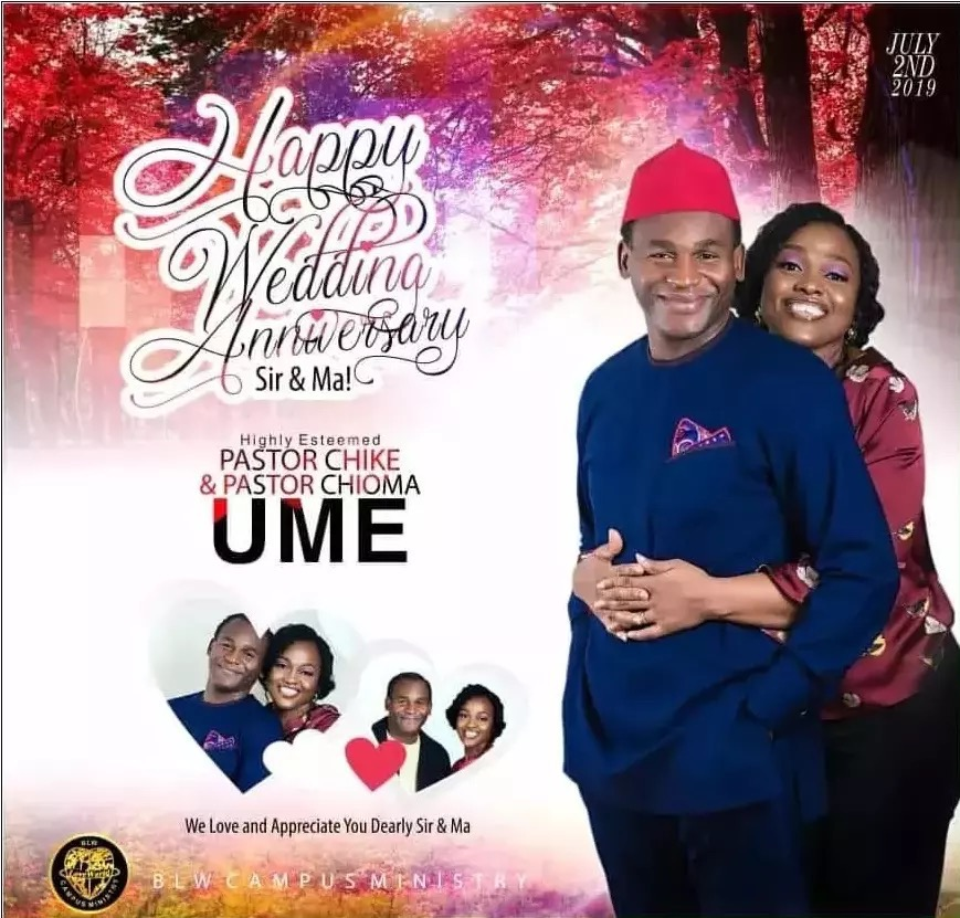 Happy Wedding Anniversary Sir and