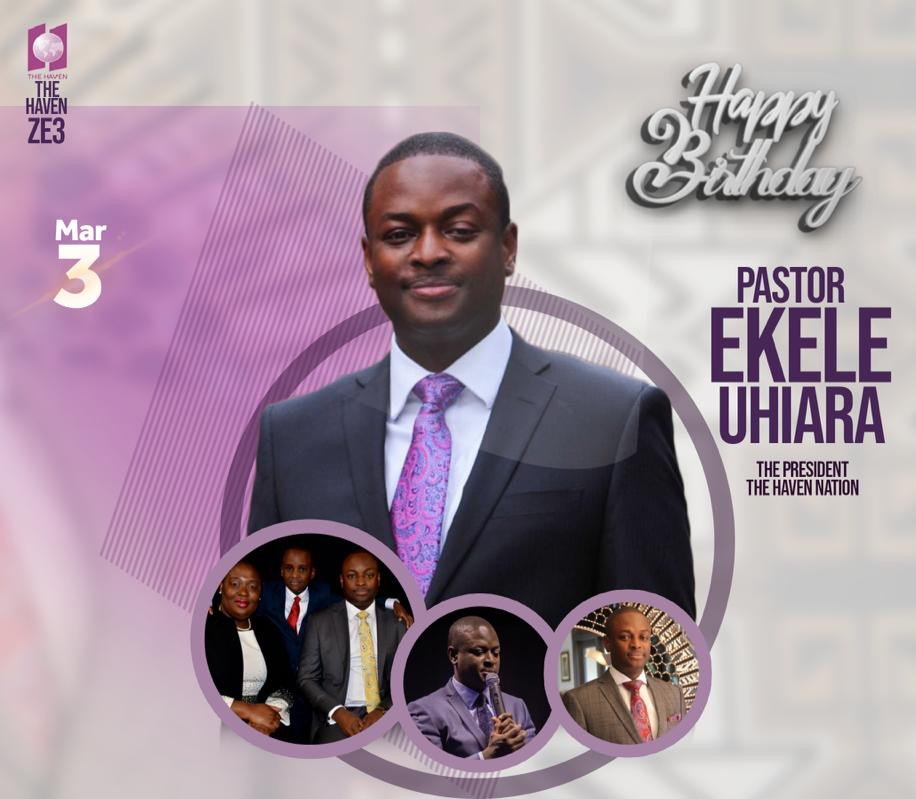 Happy birthday pastor sir ,