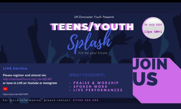 💃🏻‼️LW Doncanster Youth/Teens Splash 👉🏼Fire