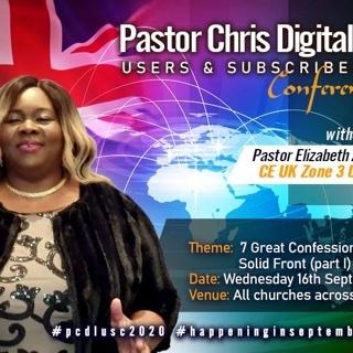 Pastor Elizabeth Wale Akinwolemiwa avatar picture