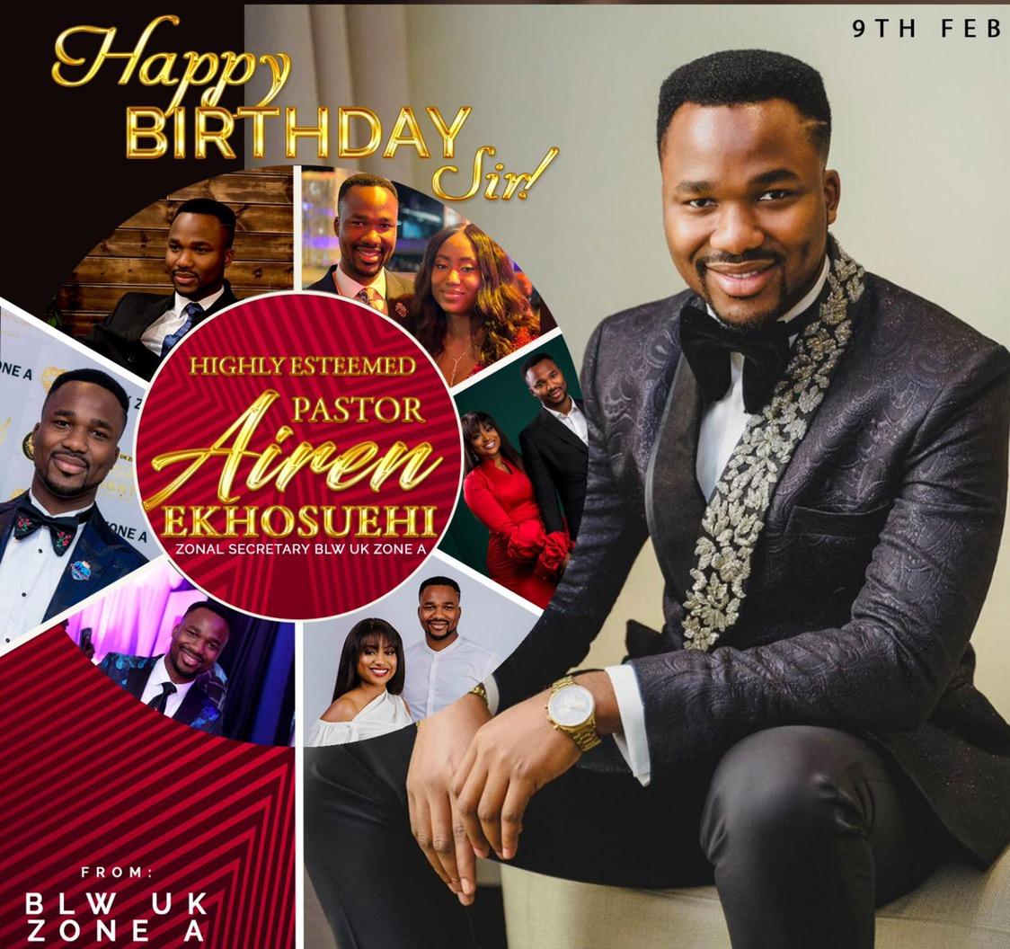 It's my pastors birthday 😭😭😭😭🤩🤩🤩🤩