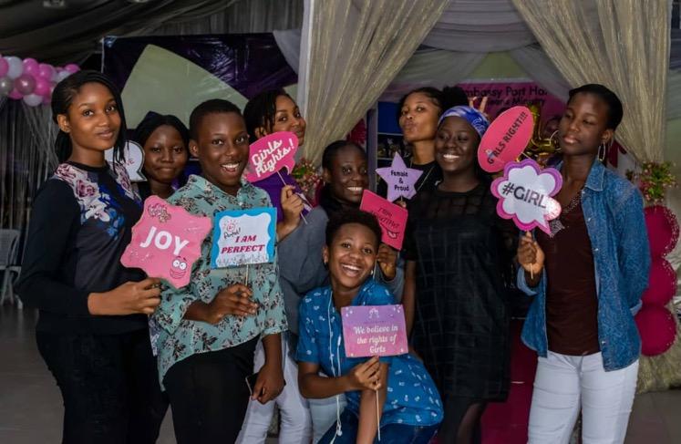 #GirlsRights 💕💕💕Yesterday Christ Embassy Peter