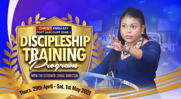 ♦️#ProgramAlert: Discipleship Training Program w