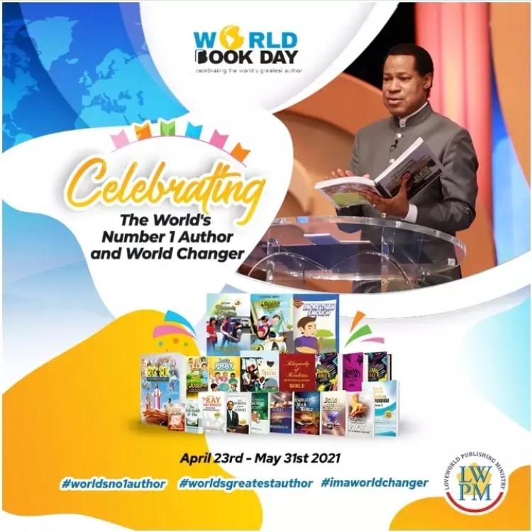 WORLD BOOK DAY CELEBRATION 2021