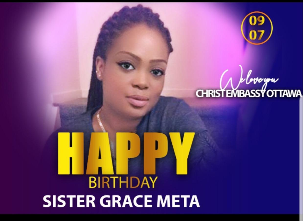 Still celebrating our Dear Sis
