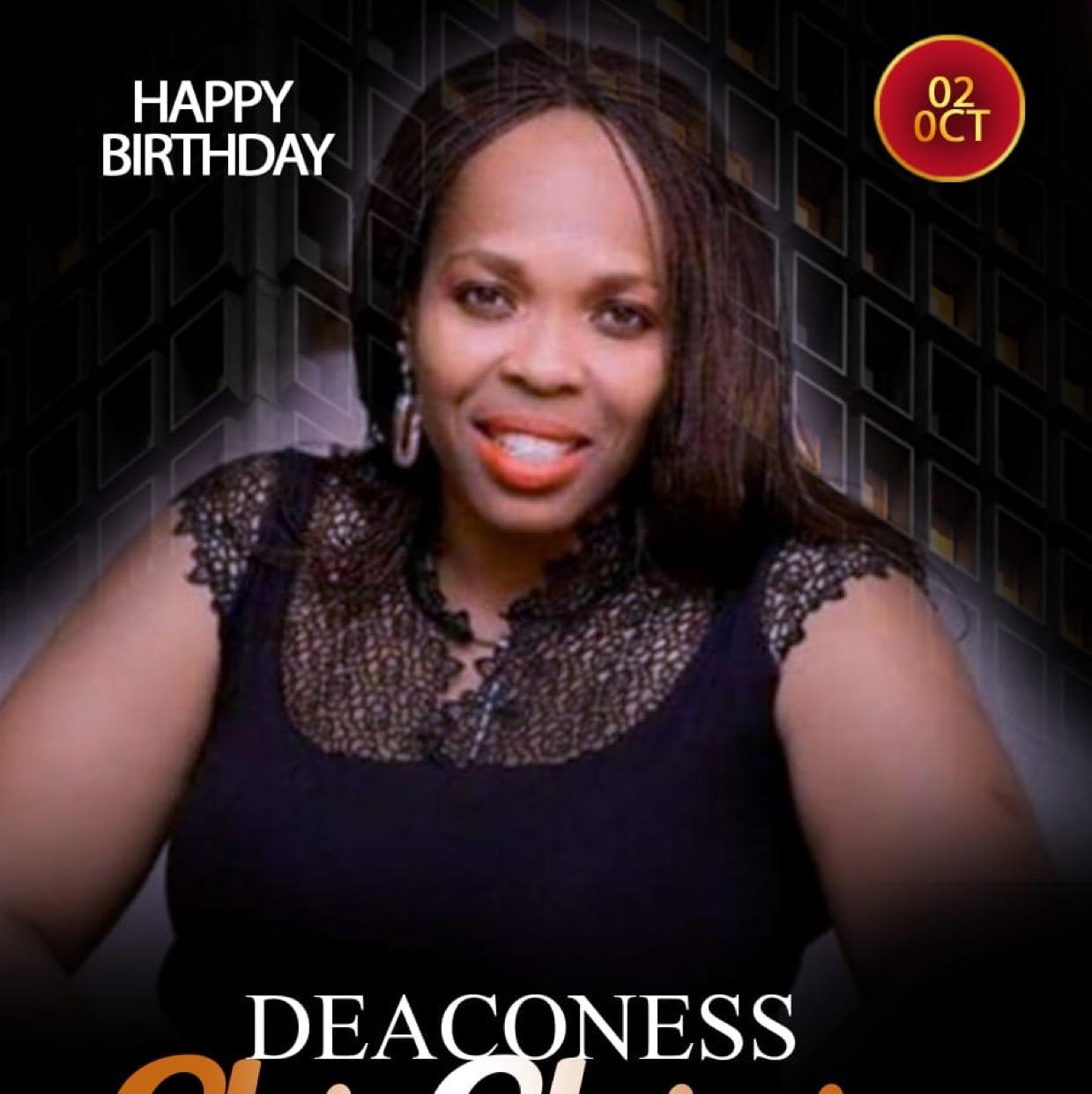 Happy Birthday Dear Dcns Eki.