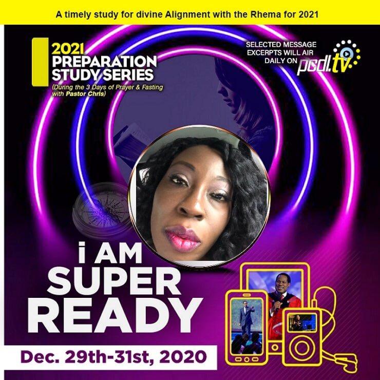 I am super ready! 6