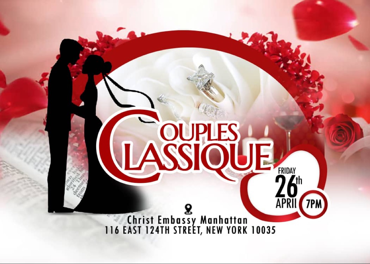 Couples Classique is this Friday