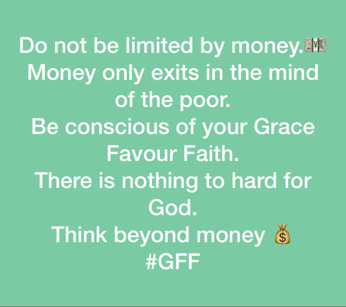 #GFF Bringing the word to