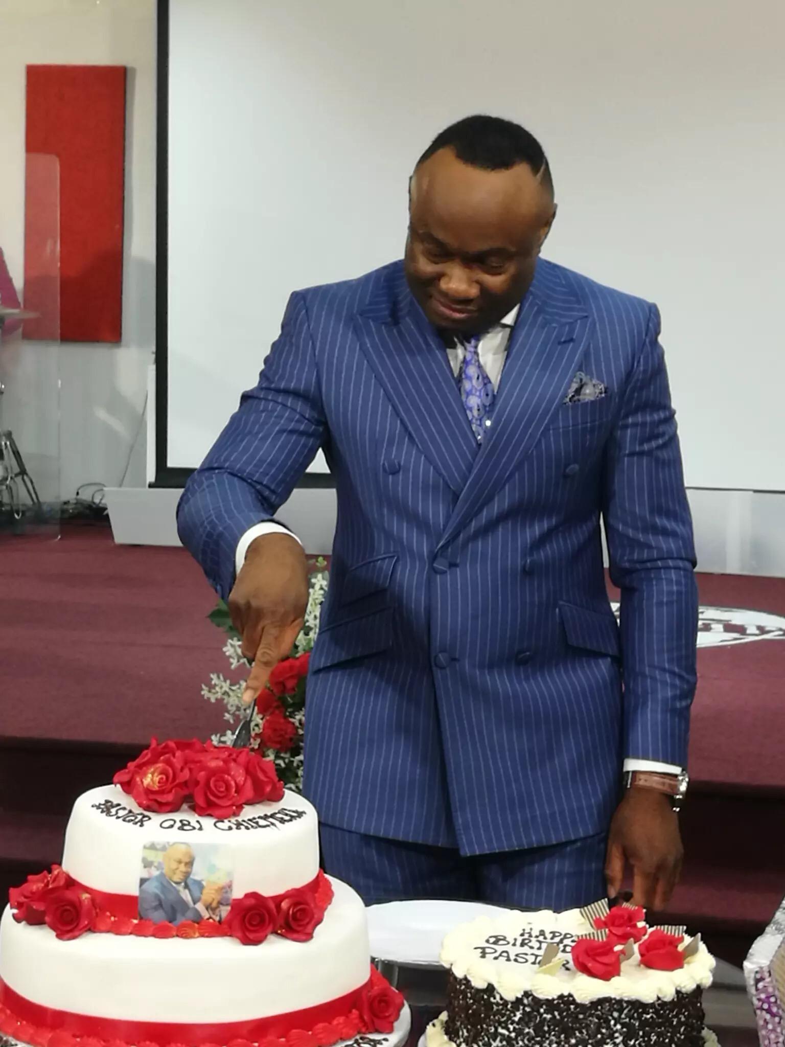 Happy Birthday a man that