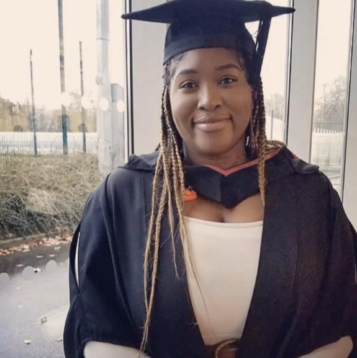 #ukzone2 #blwbattersea Congratulations Sis Jessic