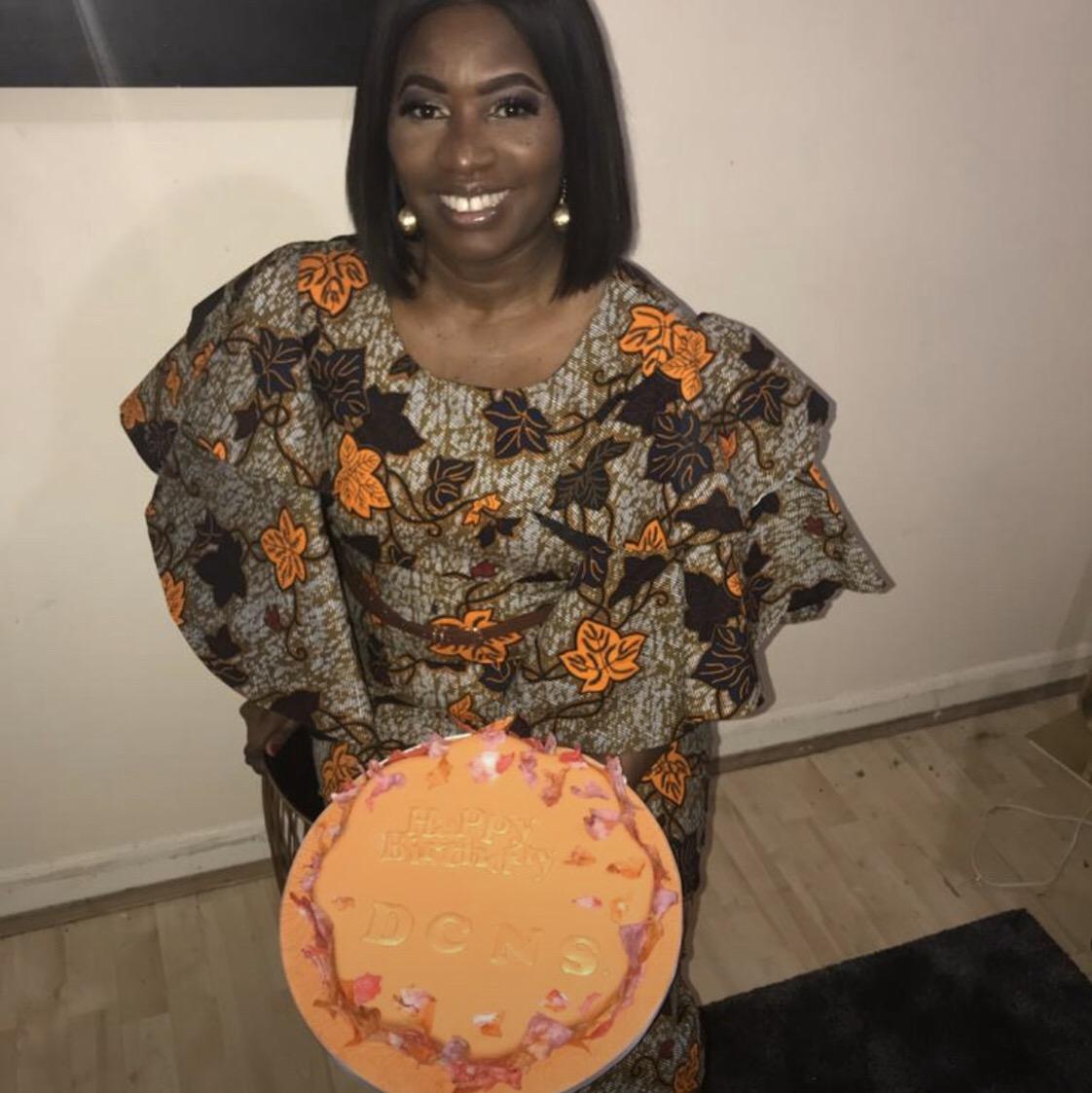 #blwhammersmith happy birthday dcns Roseline