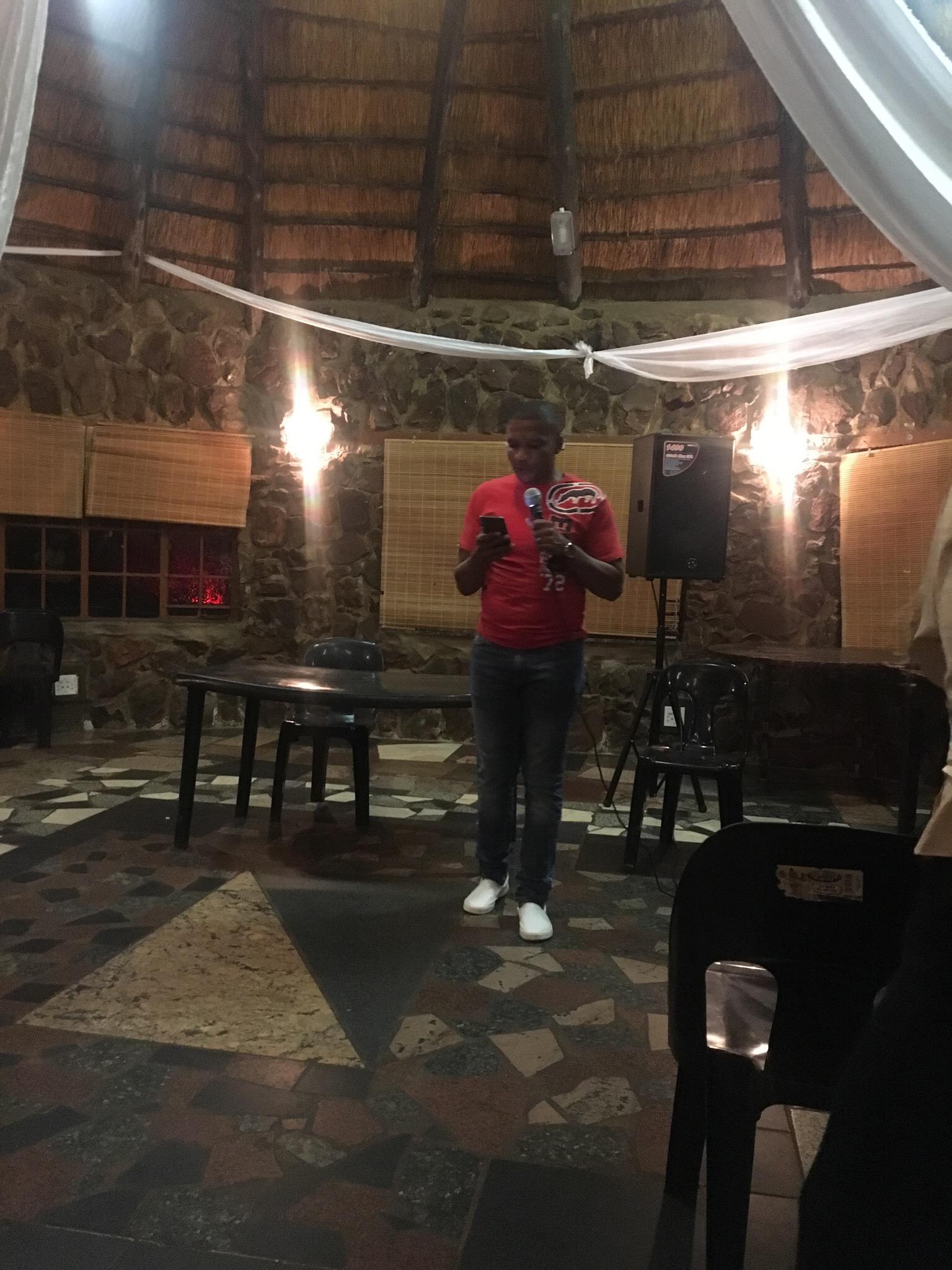 CE Pretoria West Leader's Prayer