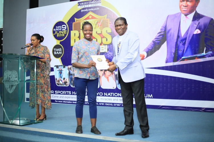 #SundayServiceHighlights Deserving Leaders in the