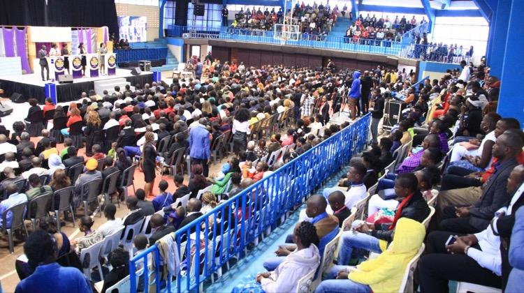 #HappeningNow DAY OF BLISS NAIROBI