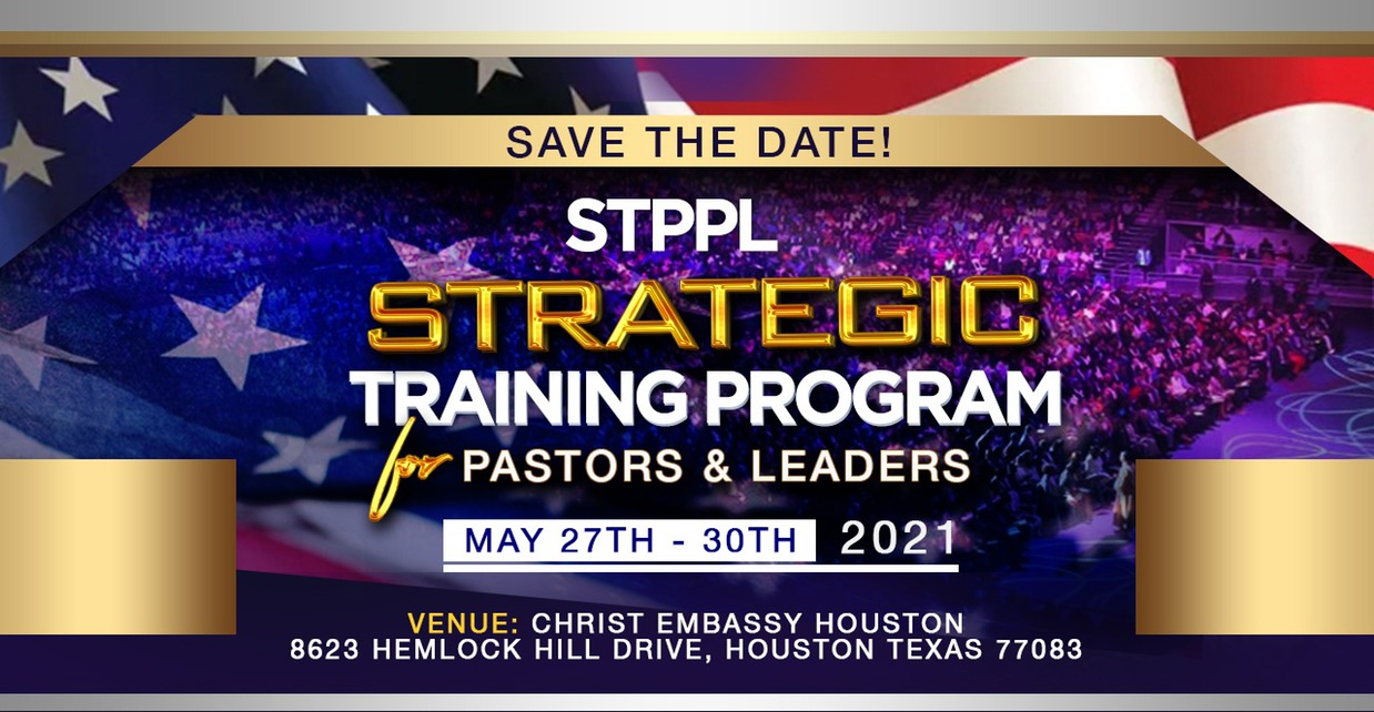 🔊🚨 Program Alert! Strategic Training