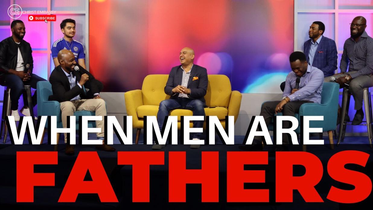 "The Iron-men's Series: ""When Men"