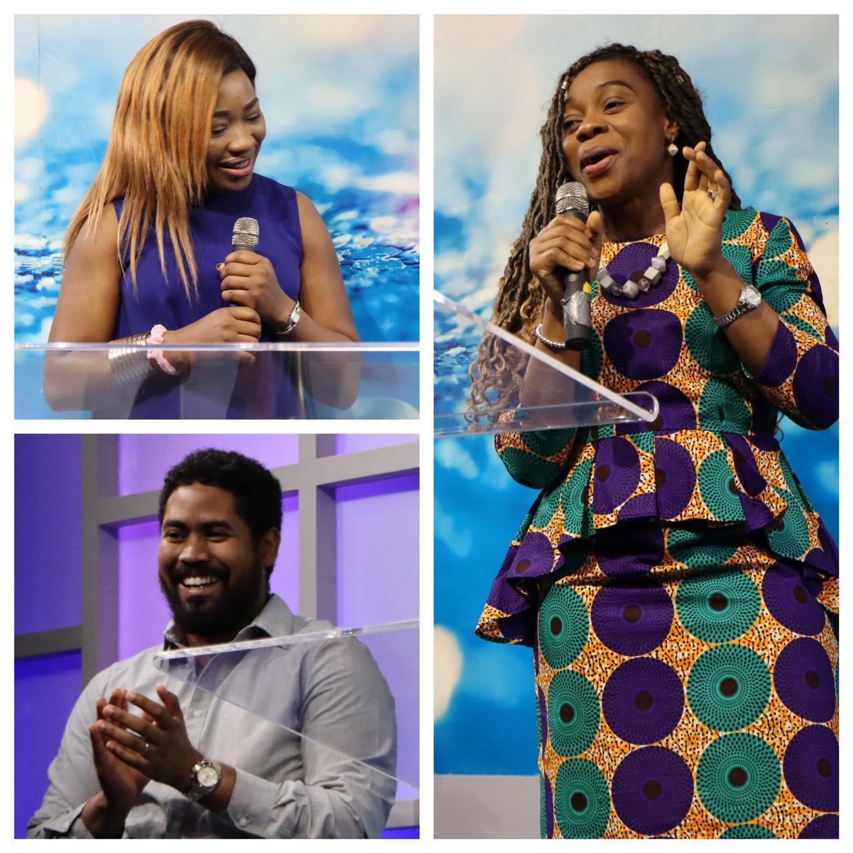 Testimonies! Fellowship! Worship! Celebration! Fea