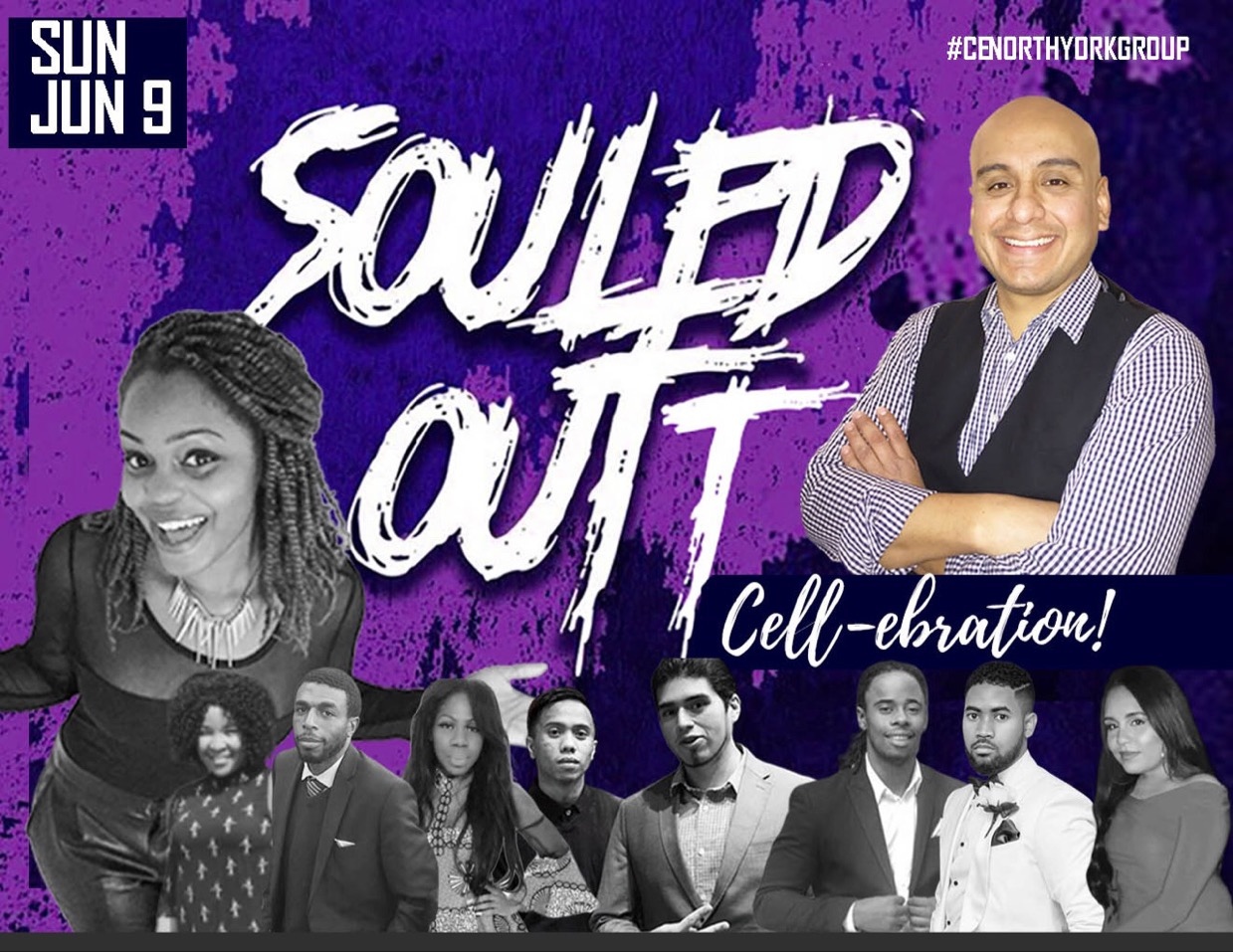 We're Souled-Out for Jesus! Join