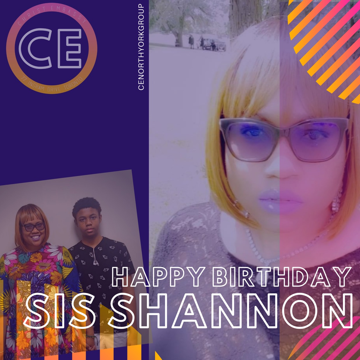 Happy Birthday Dearest Sister Shannon.