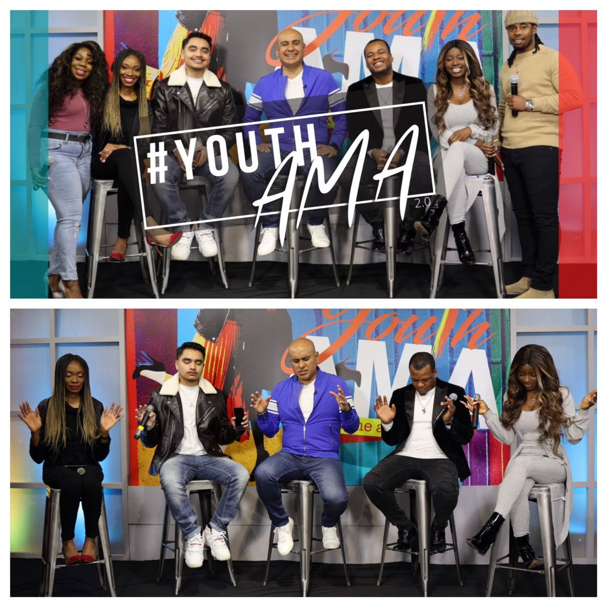 #CENorthYork's Youth AMA was a