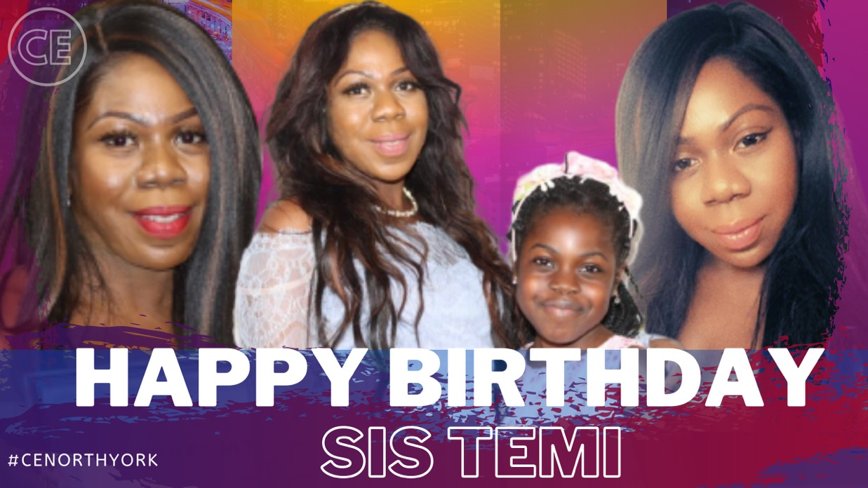 Dearest Sis Temi, Today is