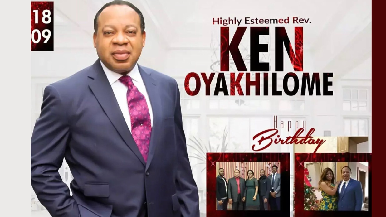 Happy Birthday Dear Esteemed Rev