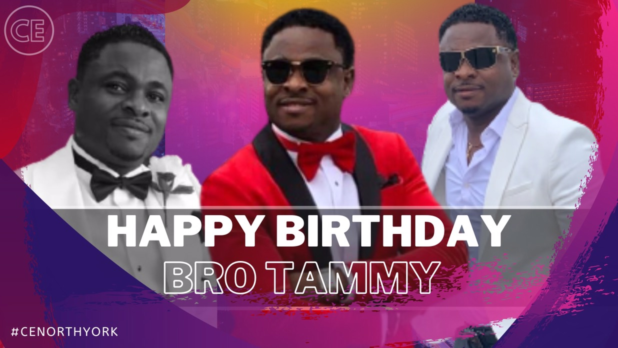 Happy Birthday Dearest Bro Tammy!