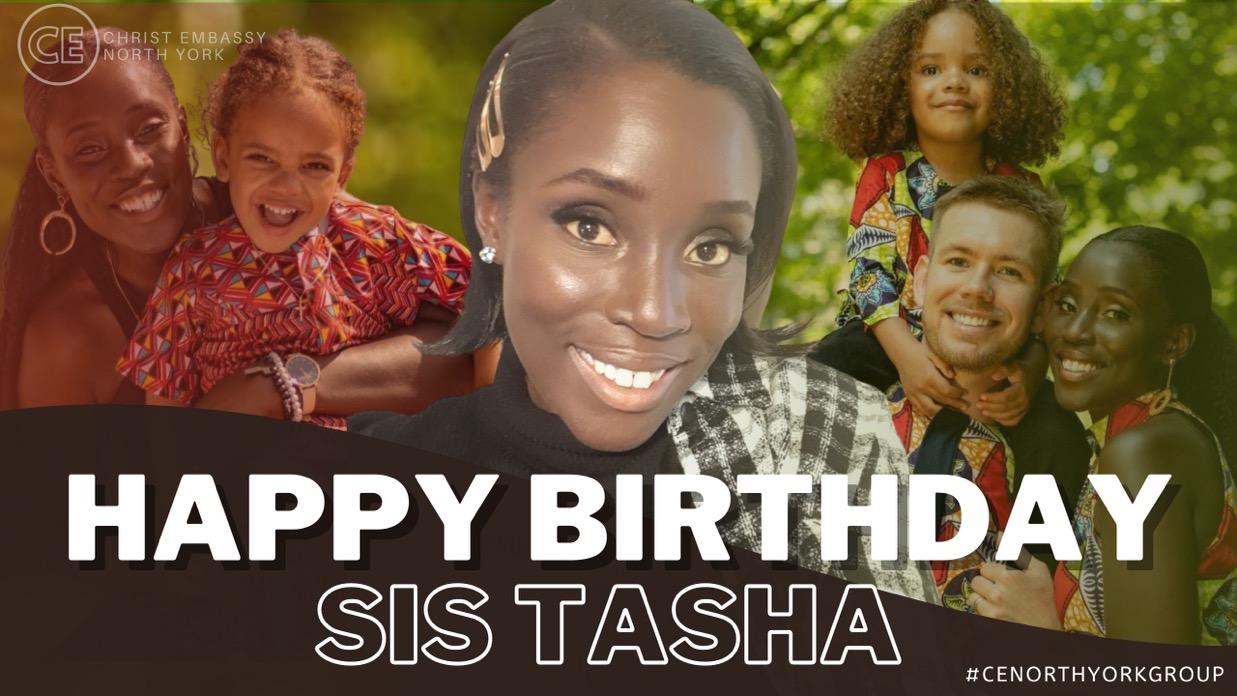 Happy Birthday Dearest Sis Tasha.