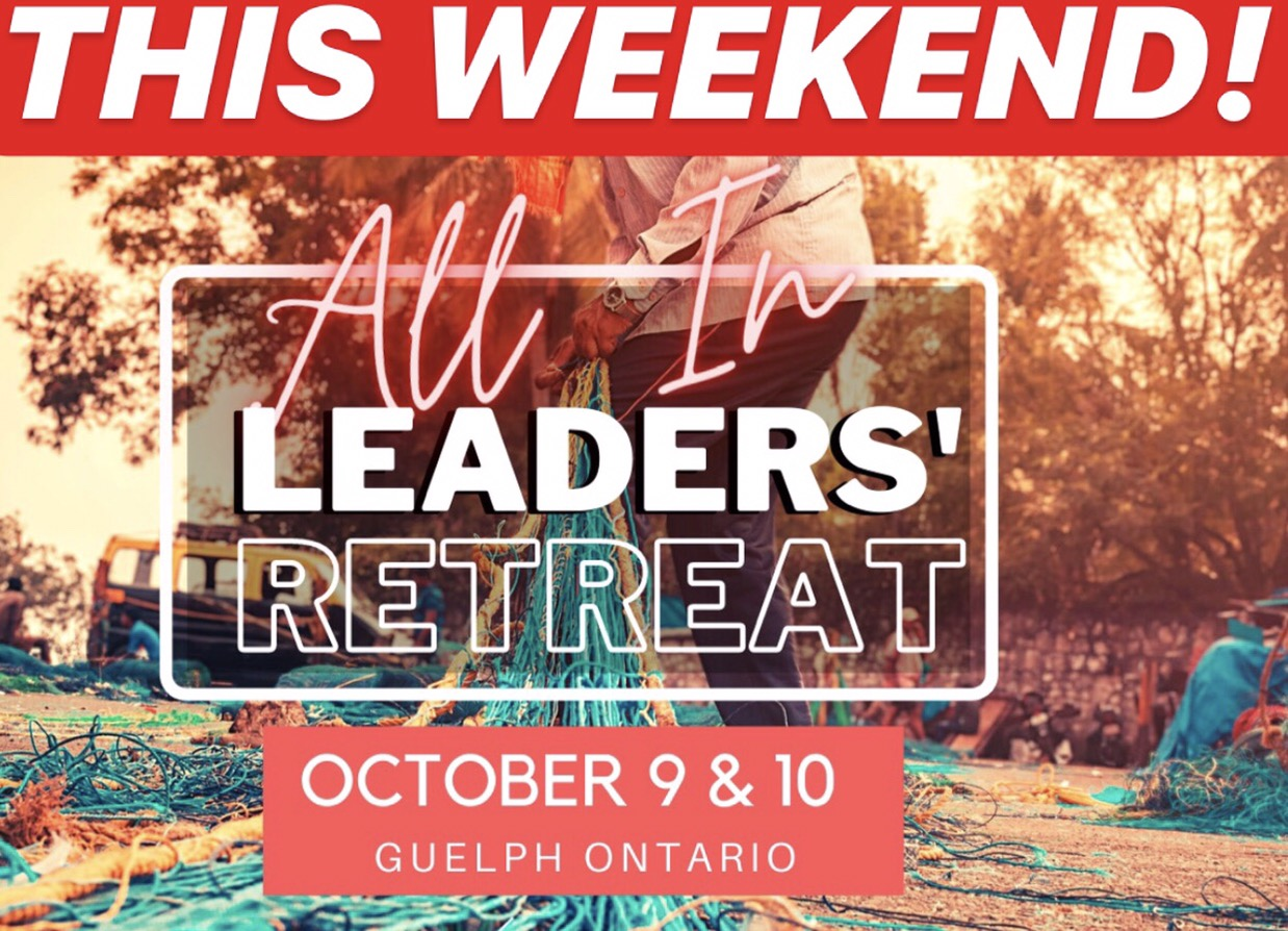 """""""ALL IN"""" LEADERS' RETREAT HOLDS"""