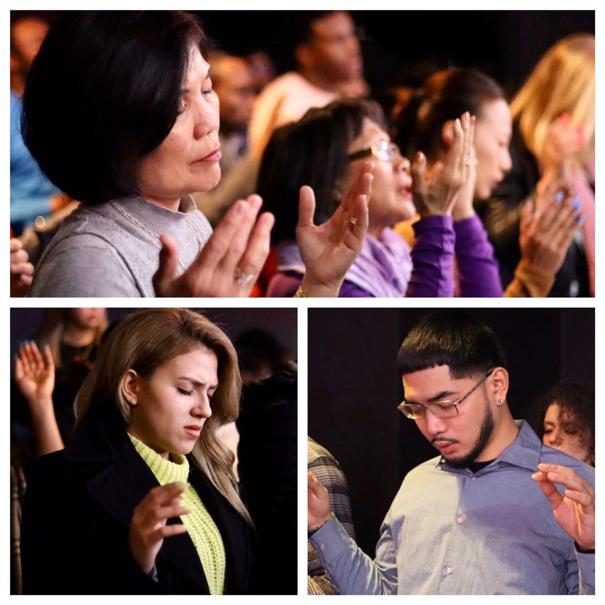 WORSHIP & CELEBRATION! #photospeak -