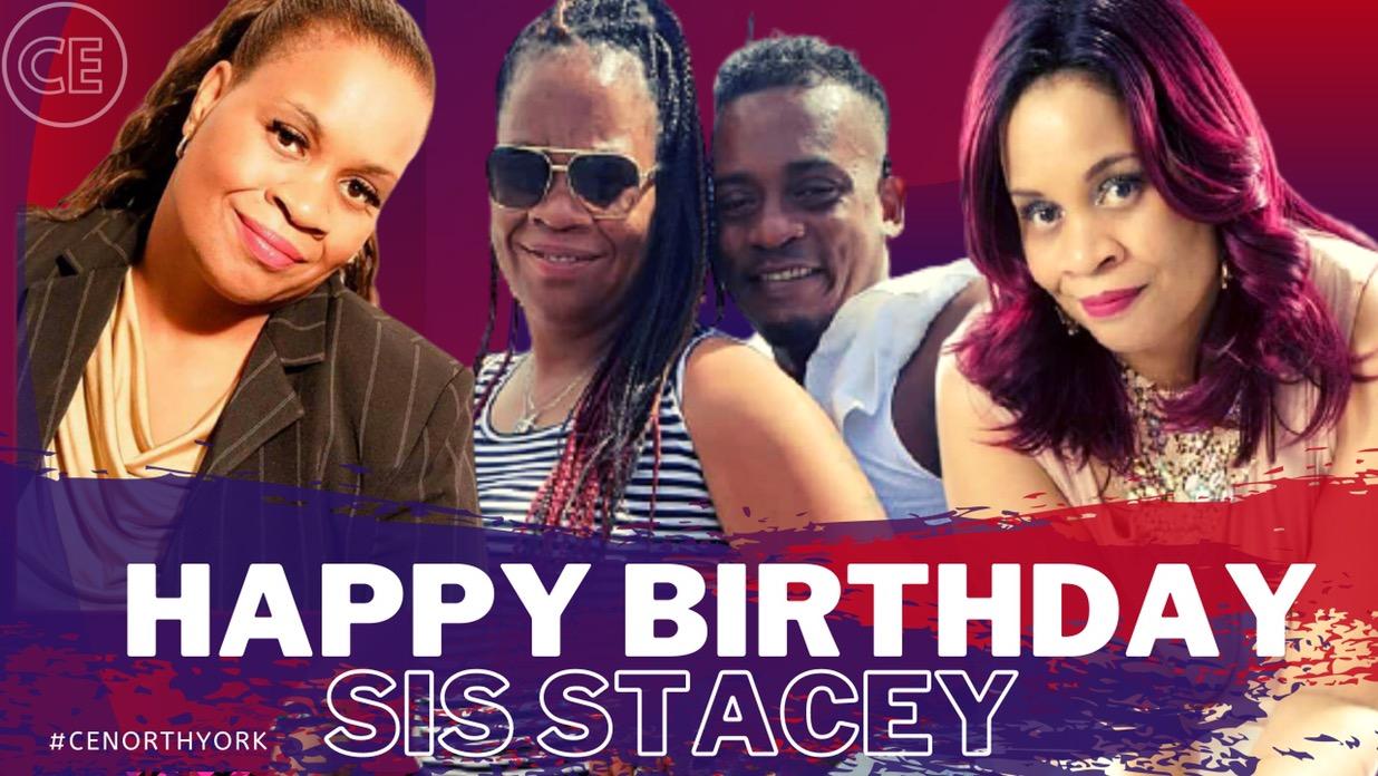 Happy Birthday Dearest Sis Stacey!