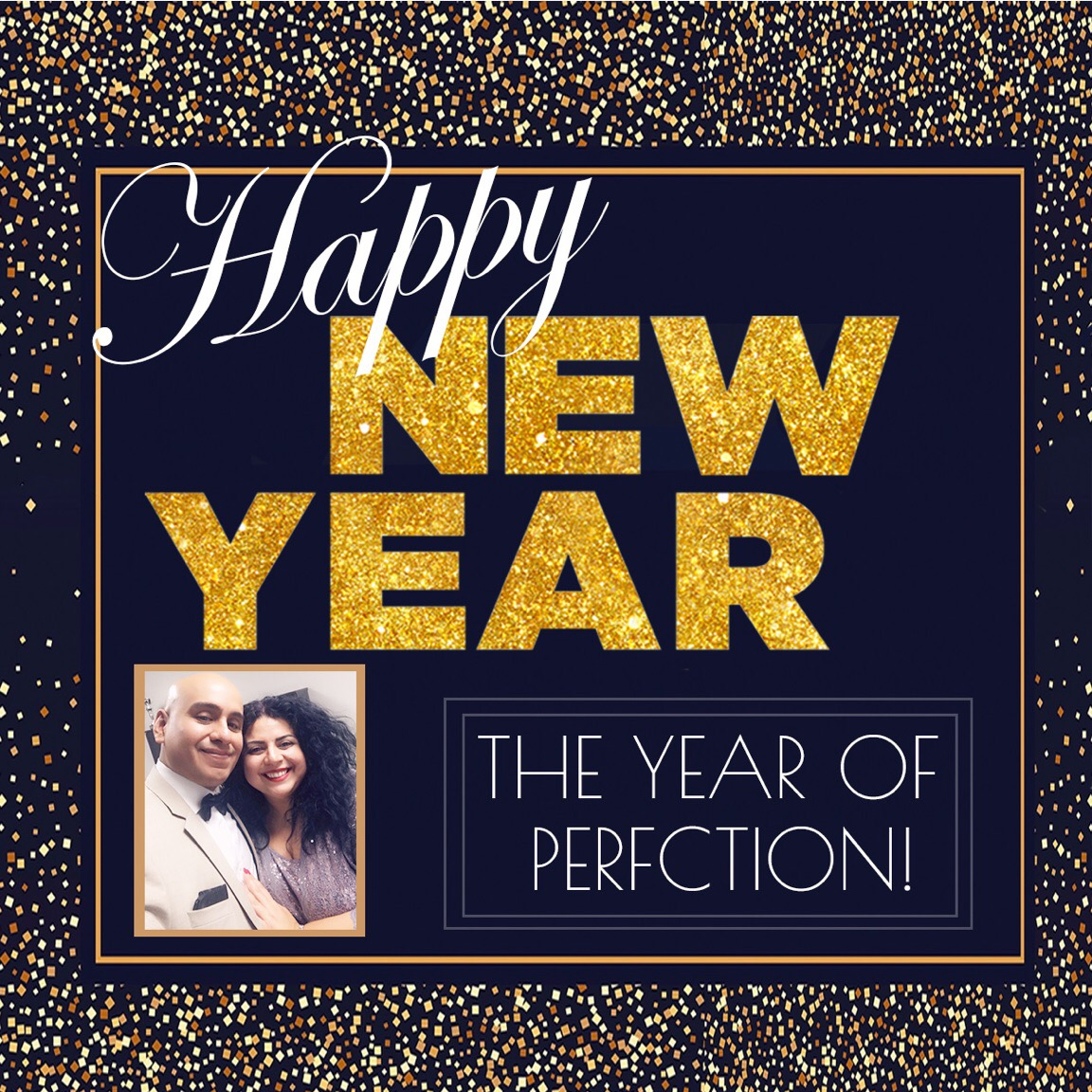 Happy New Year of Perfection!