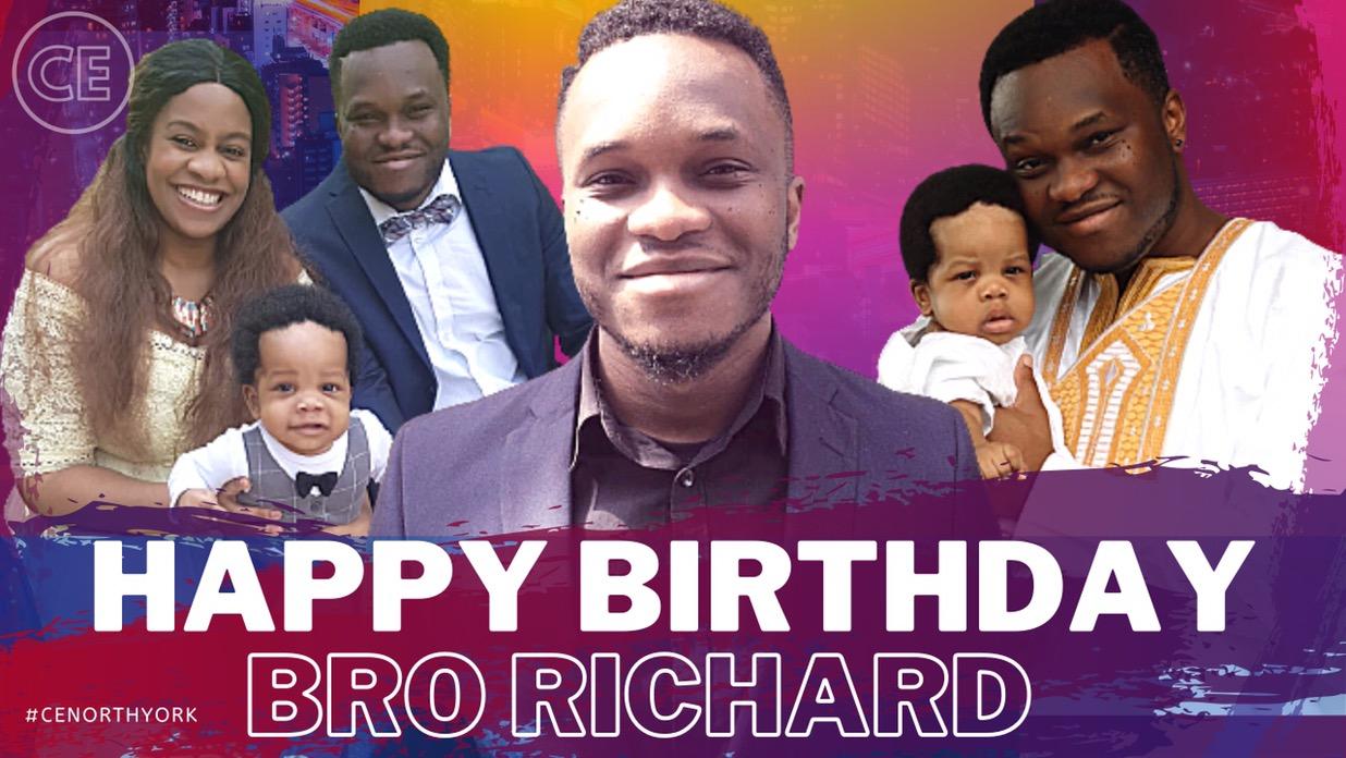 Happy Birthday Dearest Brother Richard!