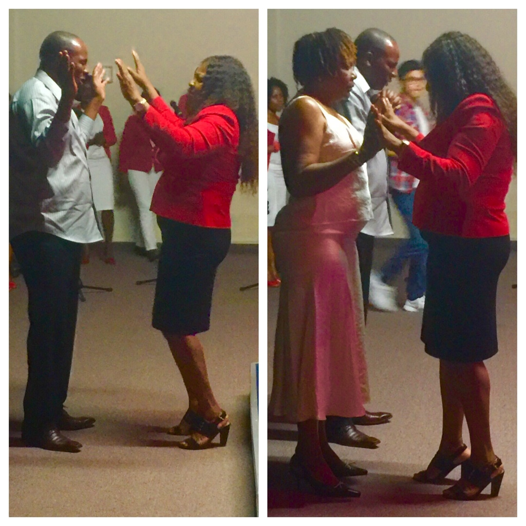 Another Glorious Service at #CEBayview,