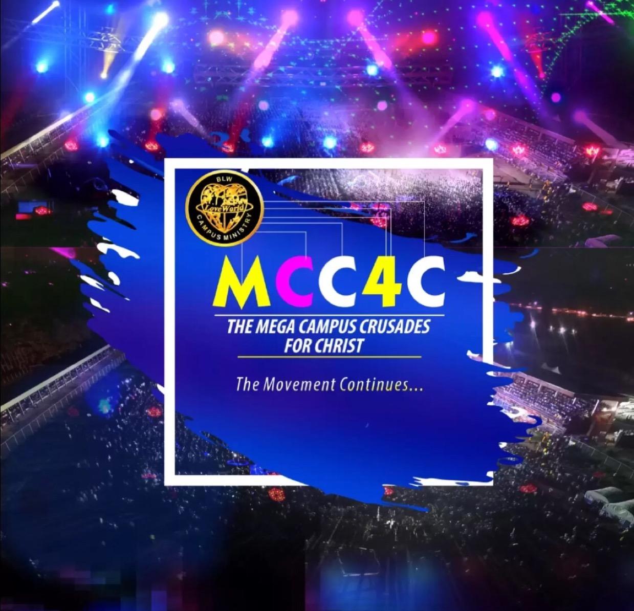 #MCC4C #MegaCampusCrusades #AN2RR #AN2RRedefined #