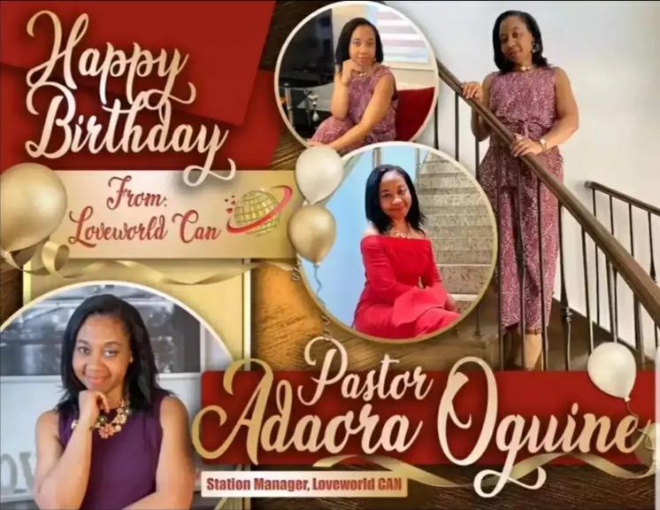 Happy Birthday to our extraordinary