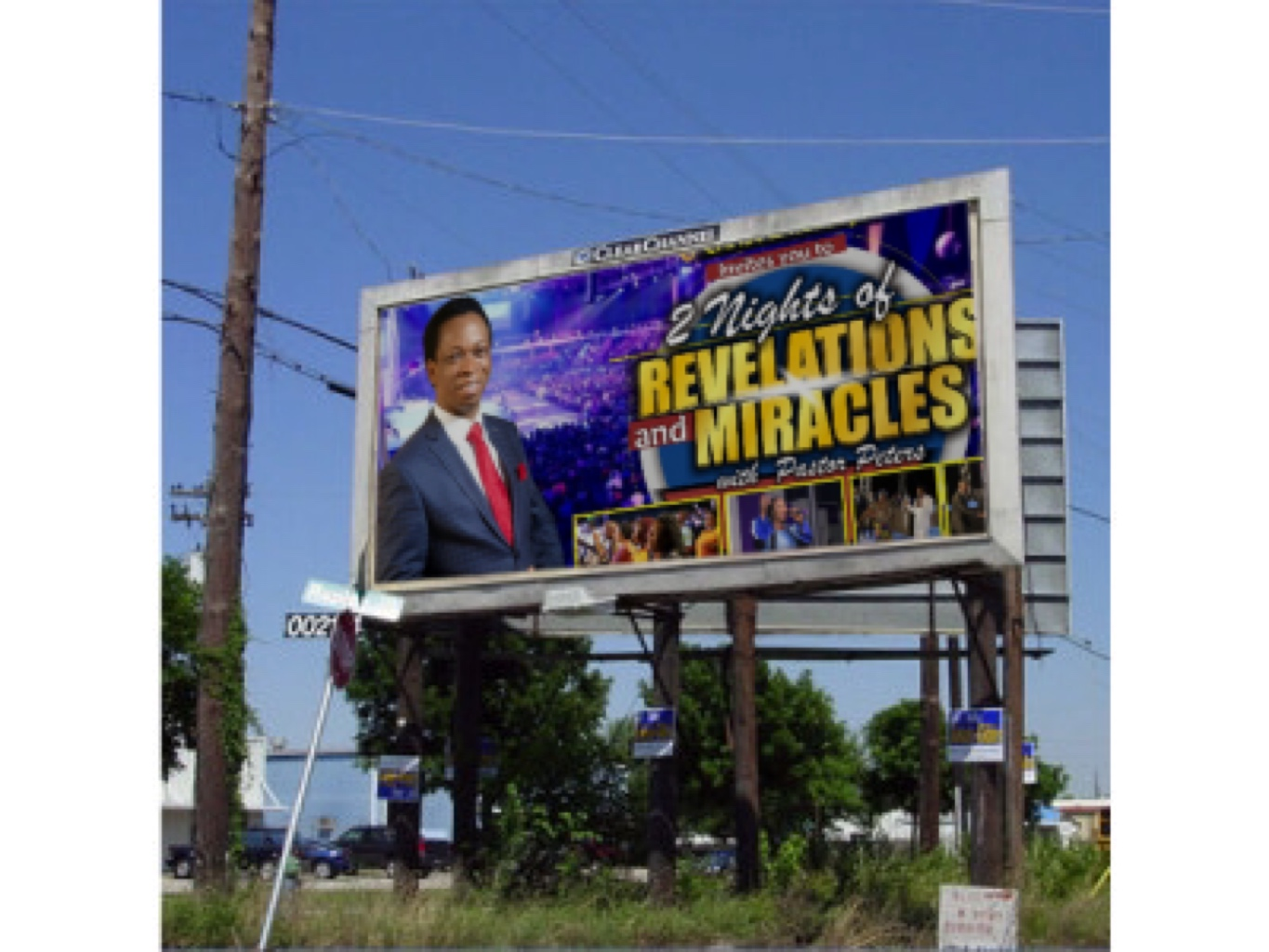 Nights of Revelations and Miracles.