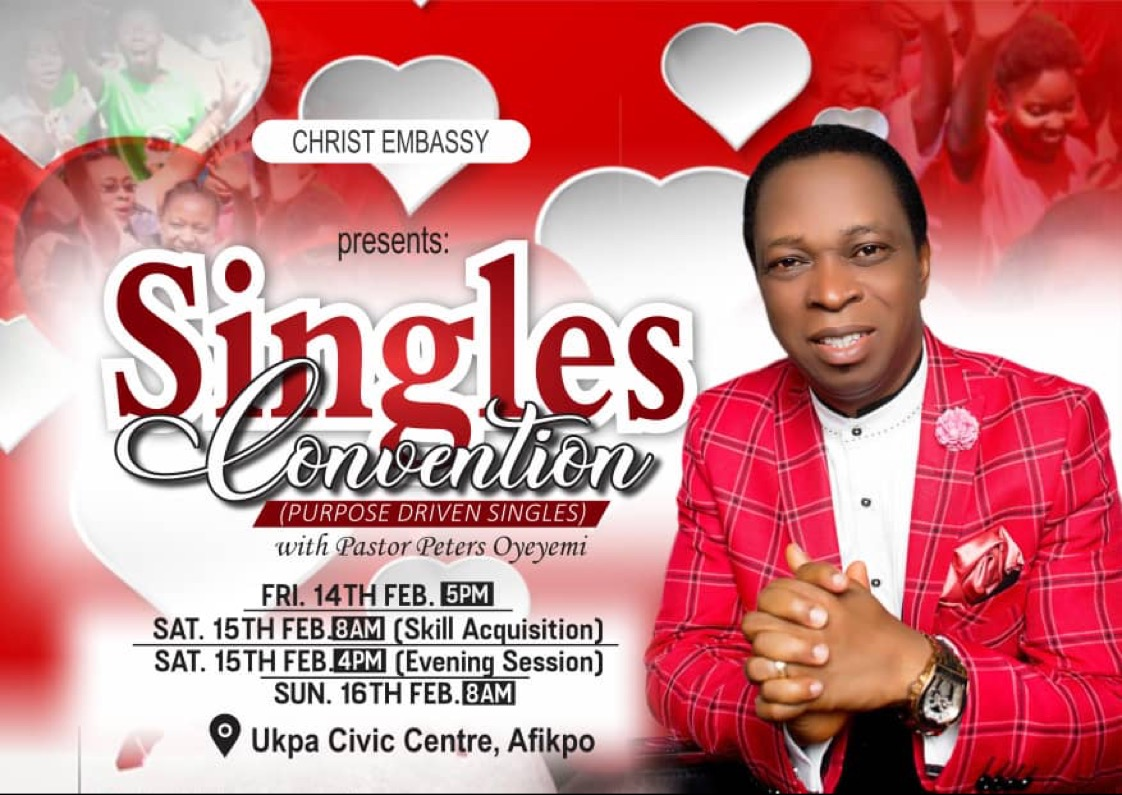 Join the Purpose Driven Singles
