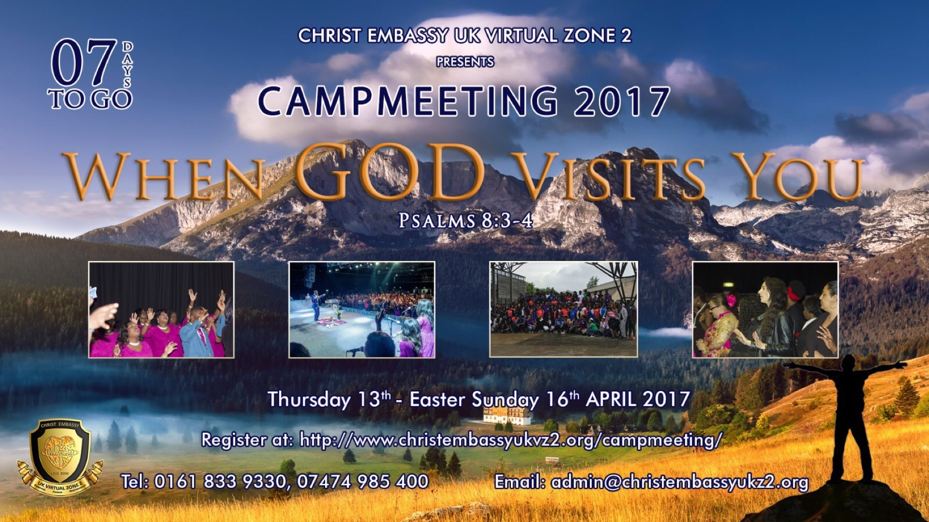#Campmeeting2017 let's start to pack