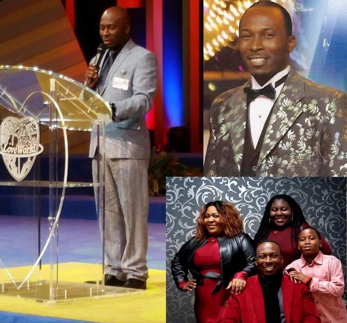 Happy birthday Pastor Dan, What