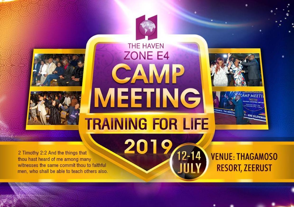 The Haven Zone E4 Camp