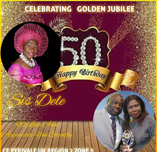 Still celebrating the glorious 50th