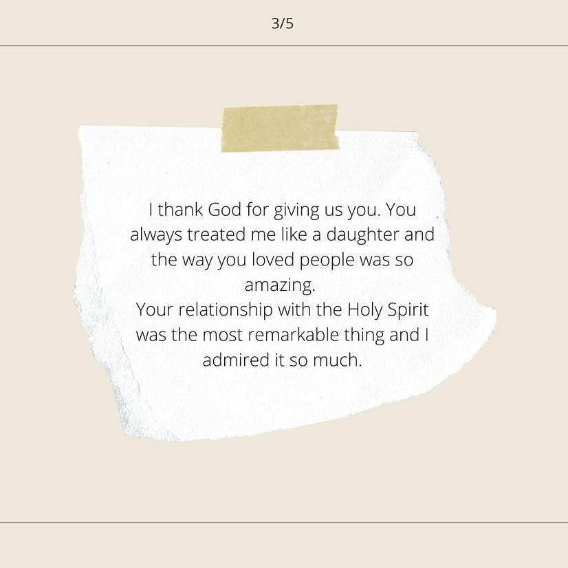 Dear Pastor B 🤎