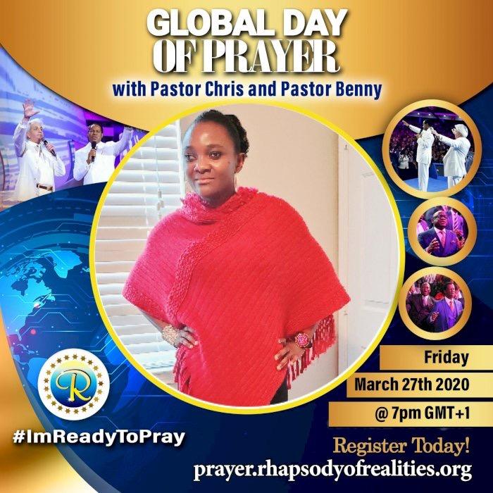 Global Day of Prayer, Sis.