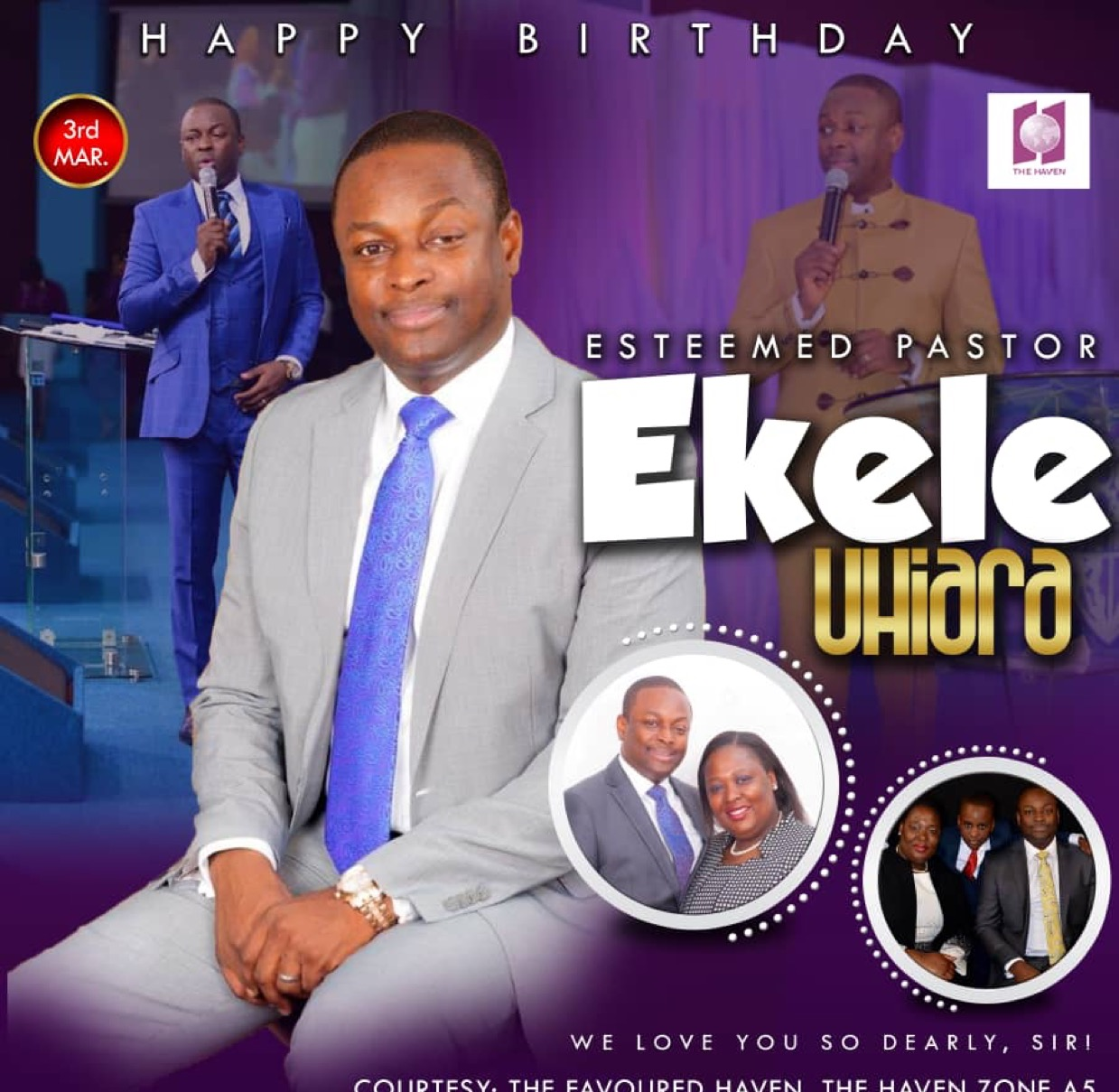 Happy birthday Esteemed President sir,