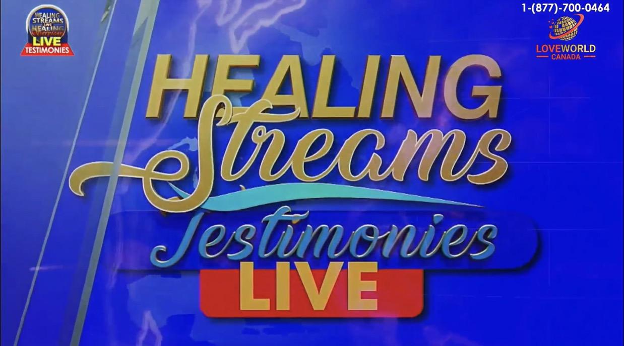 🌟Live Now: Healing Streams Testimonies!!