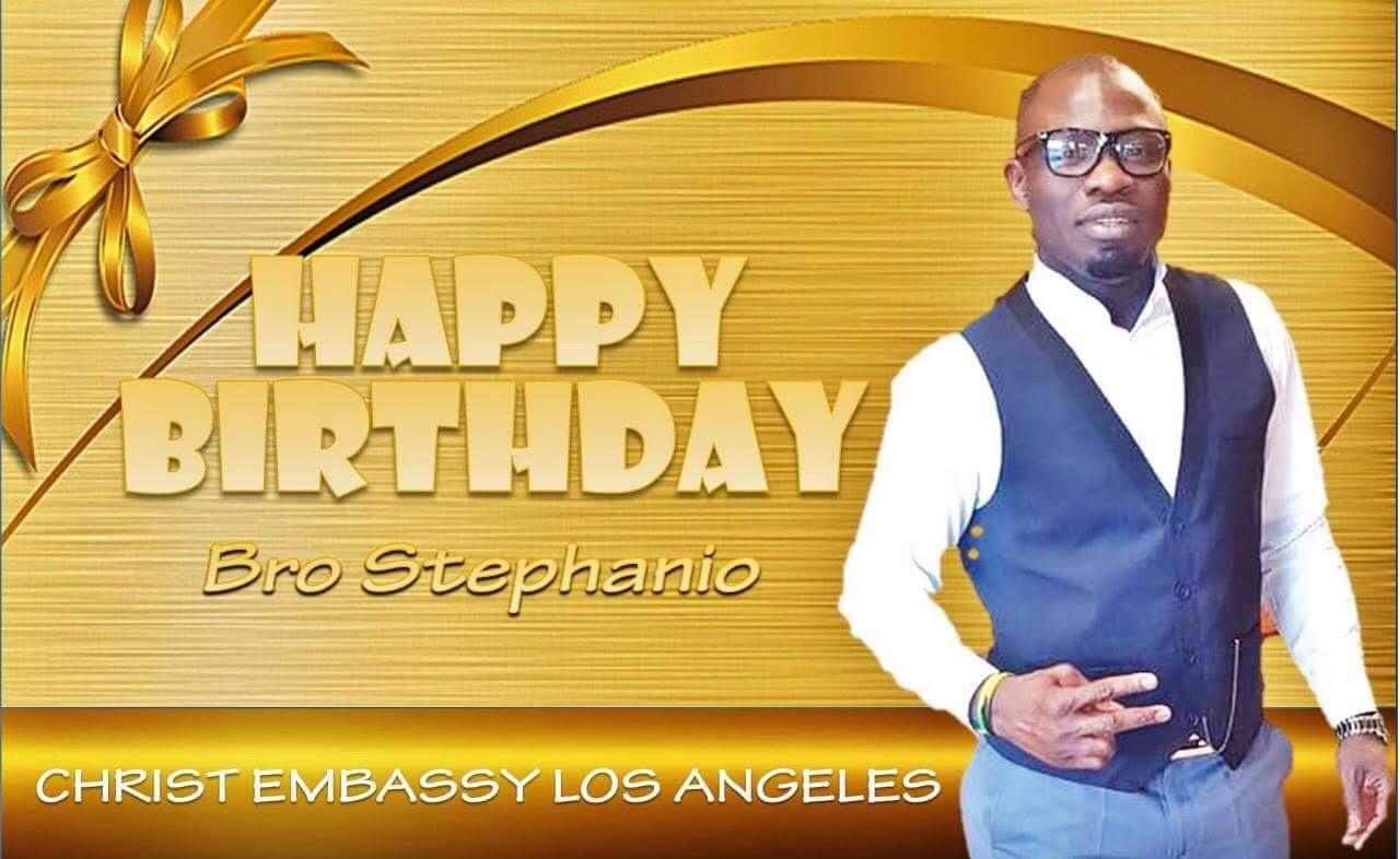 Happy Birthday my beloved Brother.