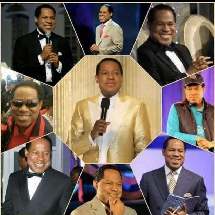 Happy Birthday Pastor Pastor Chris,